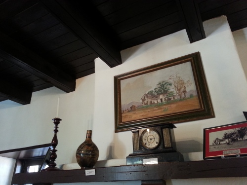 Inside the Pico Adobe