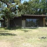Old cabin at Lake Murray